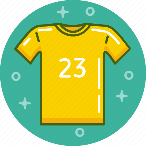 Football, shirt, t-shirt, top, uniform icon - Download on Iconfinder