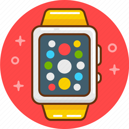 Apple, apple watch, smart, watch icon - Download on Iconfinder