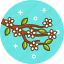 april, bloom, flower, may, spring, tree icon