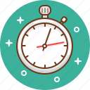 clock, sport, timer icon