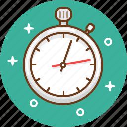 clock, sport, timer icon