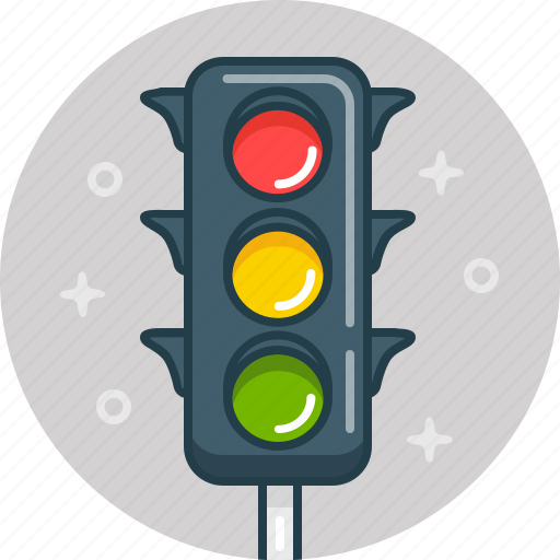 Drive, signal, traffic, traffic light icon - Download on Iconfinder