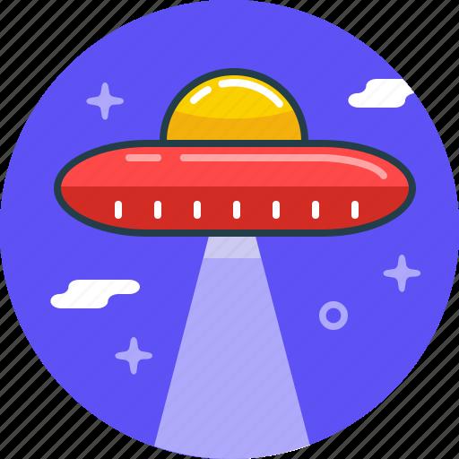 alien, invader, plate, spaceship, ufo icon