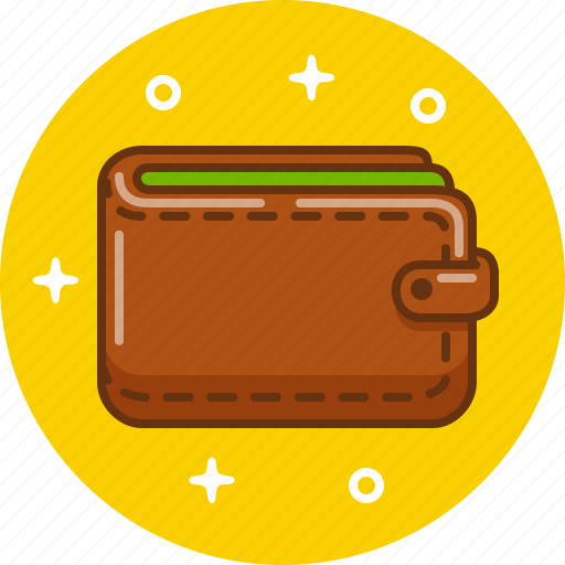 cash, money, pay, payment, purse, wallet icon