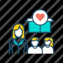 aid, charity, child, donation, help, humanitarian, volunteering icon
