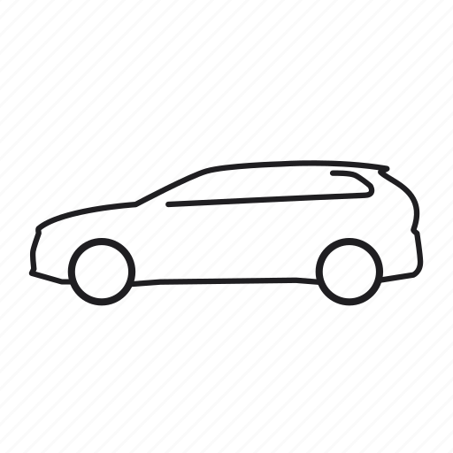 car, road, transport, transportation, vehicle, volvo, volvo xc60 icon