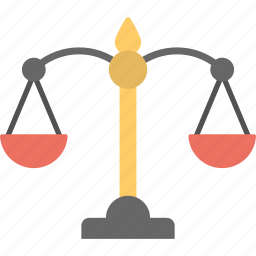 balance scale, balance symbol, law symbol, measuring scale, weighing icon