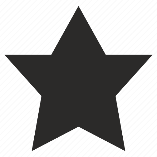 elections, star, vote icon