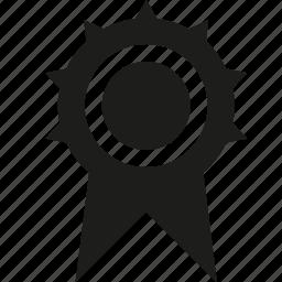 badge, medal, prize icon