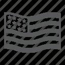 nation, star, usa, country, flag, american
