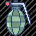 hand, grenade