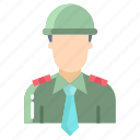 army, officer