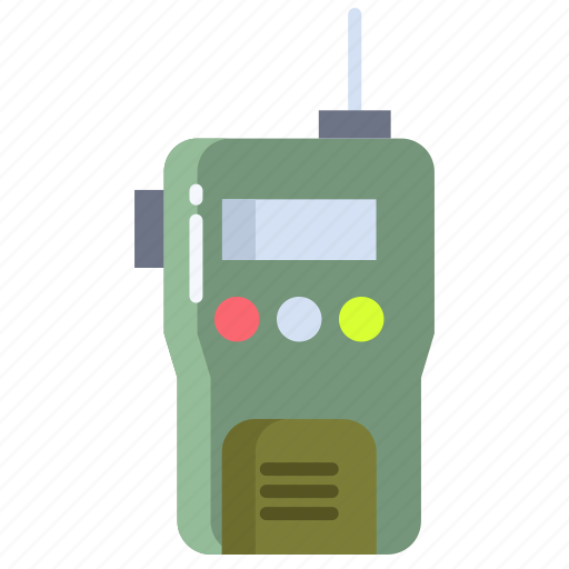 Walkie, talkie icon - Download on Iconfinder on Iconfinder