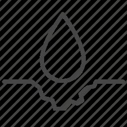 acid, cautery, corrosive substances, hazard, hazardous, sign, warning icon