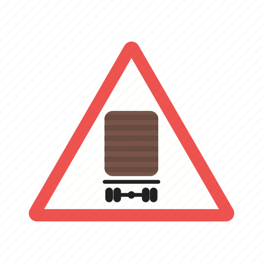 caution, danger, safety, sign, vehicle, warning, wheel icon