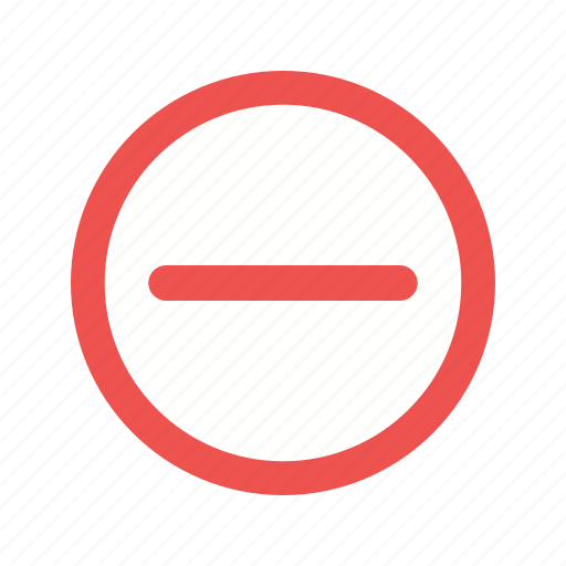 Forbidden, no, prohibited, red, sign, stop, wrong icon - Download on Iconfinder