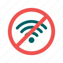 network, no, signal, wifi, sign, connection, internet