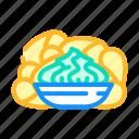 crisps, wasabi, japanese, spice, sushi, snack