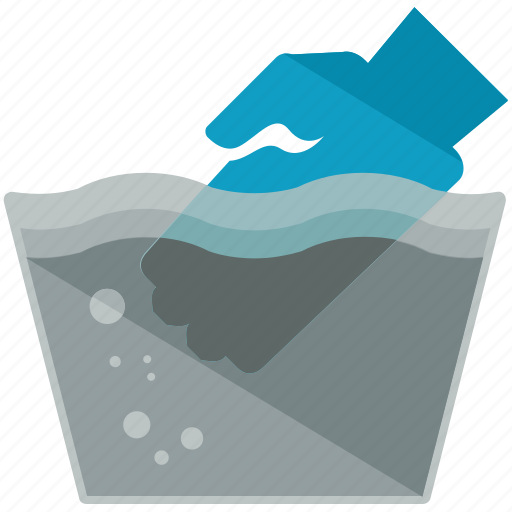 care, clothes, clothing, hand, instructions, wash, washing icon