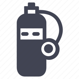 activities, bottle, dive, diving, water icon