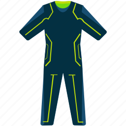 accessories, activities, diving, equipment, suit, water icon
