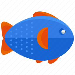 activities, animal, fish, nautical, ocean, sea, water icon