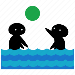 activities, ball, ocean, sea, sport, water, waterpolo icon