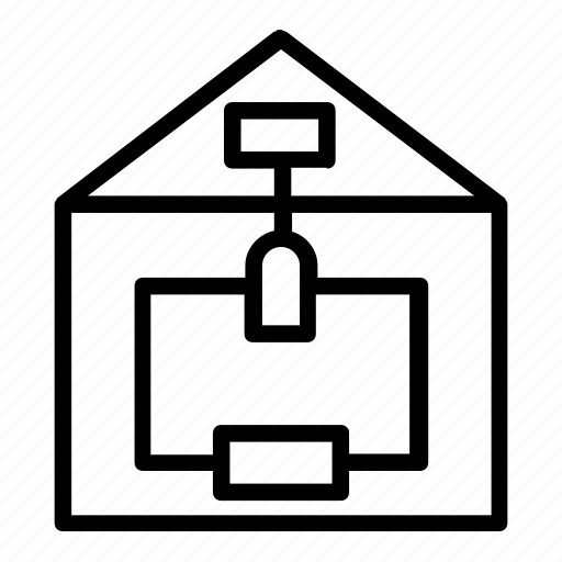 heating floor, heating system, hvac, thermal flooring, underfloor heating icon