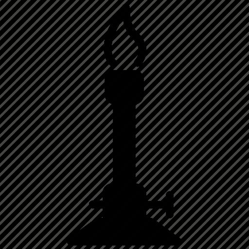 burning, candle, candlelight, decoration, flame icon