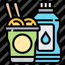 beverage, drink, food, noodle, water