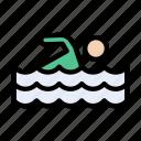 game, pool, sport, swimming, water