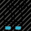 air, scuba, oxygen, tank, outline