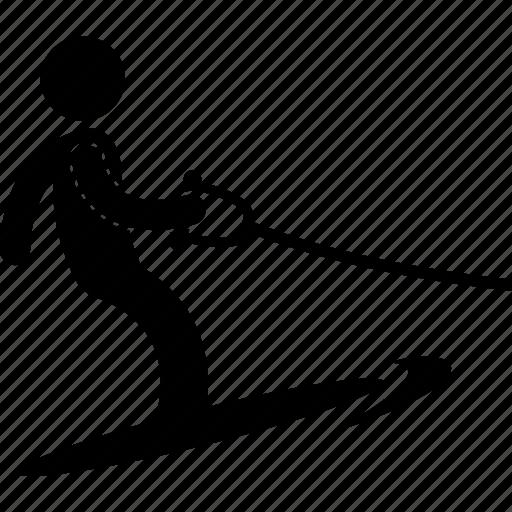 Man, person, skurfer, skurfing, sport, water icon - Download on Iconfinder