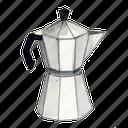 machine, coffee, espresso, maker
