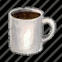 coffee, drink, mug, cup icon