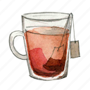 cup, drink, mug, tea icon