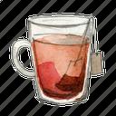 tea, mug, drink, cup