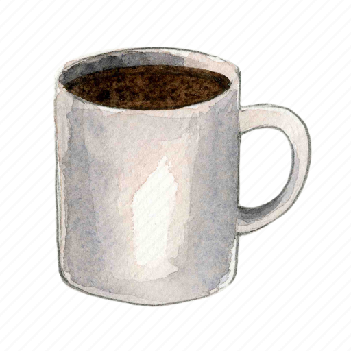 coffee, cup, drink, mug icon