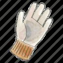 work, gardening, garden, glove icon