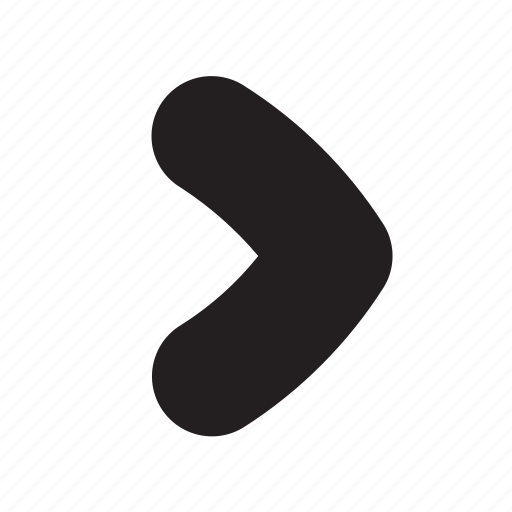 arrow, direction, forward, navigate, next, right icon