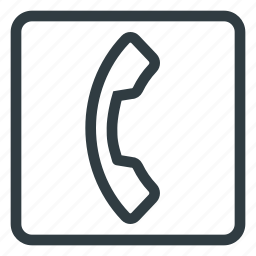 find, phone, sign, wayfinding icon