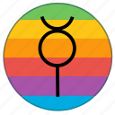 flag, lgbt, mercury, pride, pride flag, rainbow, virgin icon