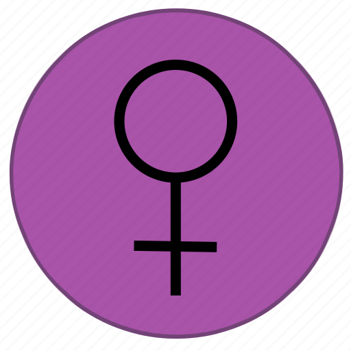 female, gender, girl, lady, venus, woman, women icon