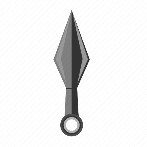 blade, cold, steel, weapon icon