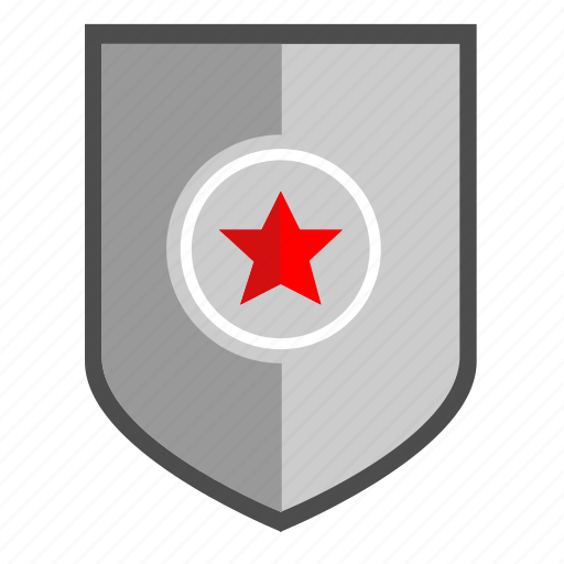 army, metal, safety, shield, weapon icon
