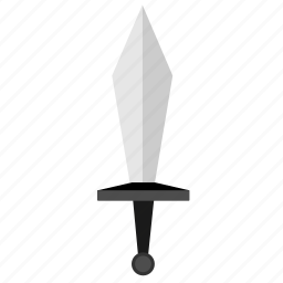 blade, cold, metal, steel, sword, weapon icon