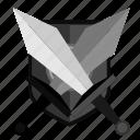 army, battle, shield, sword, war, weapon icon