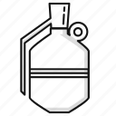 bomb, dynamite, explosion, grenade, war, weapon icon