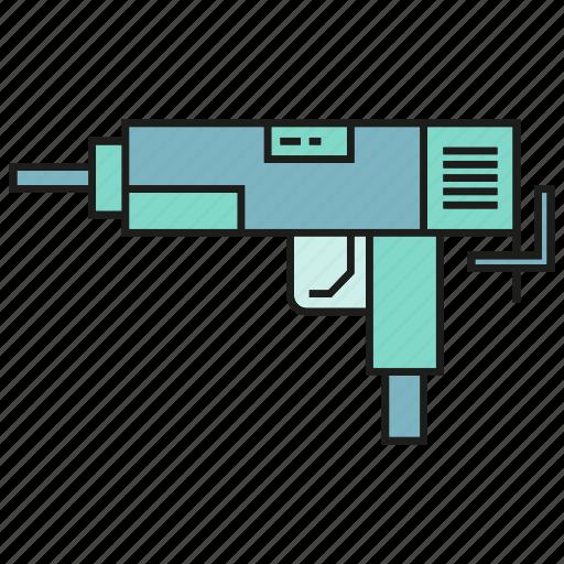 ammunition, armor, arms, gun, machine gun, weapon icon