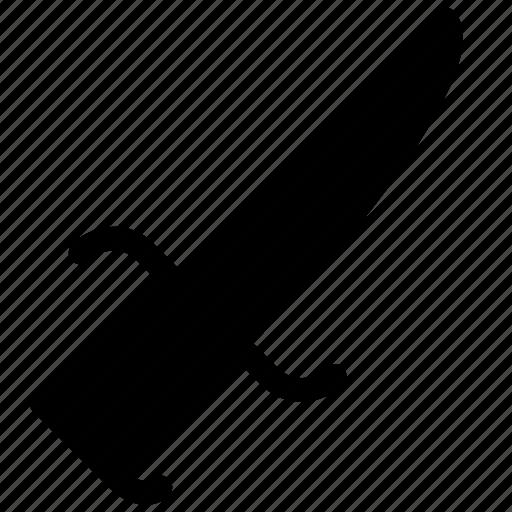 Blade, knife, sword icon - Download on Iconfinder